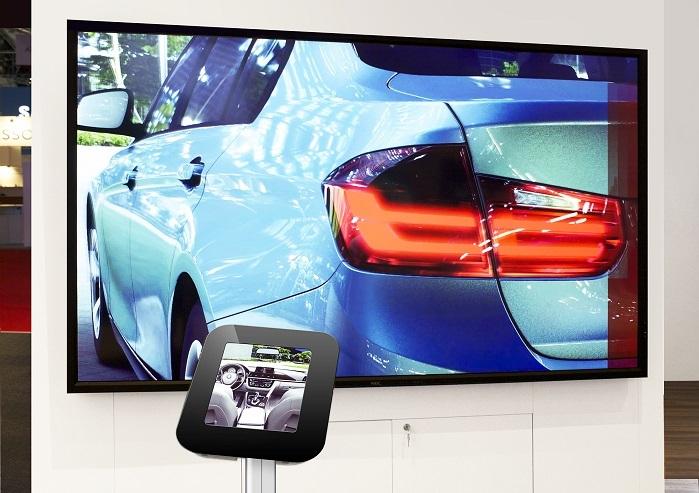 NEC Displays - MultiSync® X551UHD
