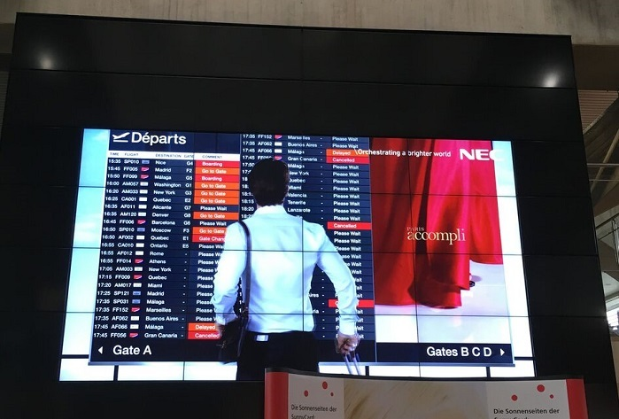 NEC Displays - MultiSync® UN551S