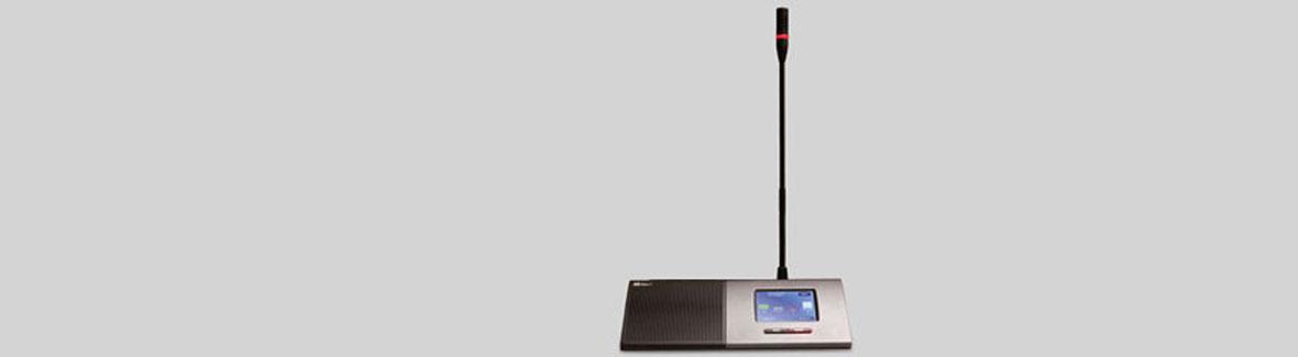 Shure DCS 6000 Digitales Konferenzsystem