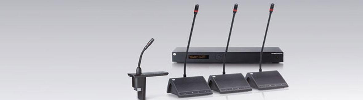 Shure DSS 5900 Digitales Diskussionssystem